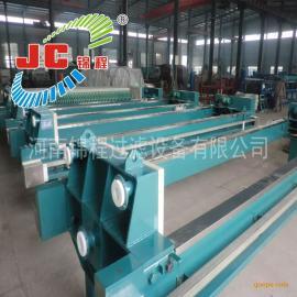 河南锦程压滤机1000型聚丙烯机械压紧板框式压滤机/25-J
