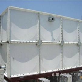 SMC组合式玻璃钢水箱 防腐蚀性强