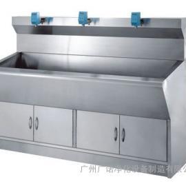感应洗手池/自动洗手池-首选广州广诺