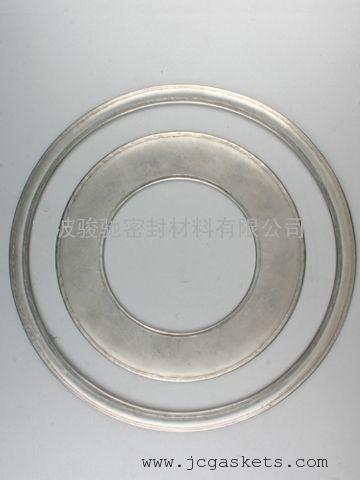 金属包垫片|骏驰出品钢厂专用耐高温陶瓷纤维金属包覆垫片
