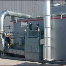 2000风量RTO蓄热式有机废气焚烧炉 有机废气焚烧炉