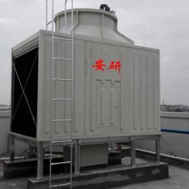 正品方形冷却塔福建方形冷却塔玻璃钢横流方形冷却塔