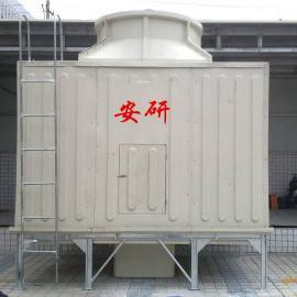 贵州方形冷却塔厂家,150T横流方形冷却塔价格