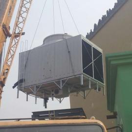 福建冷却塔厂家 厦门方形冷却塔价格 250T横流方形冷却塔