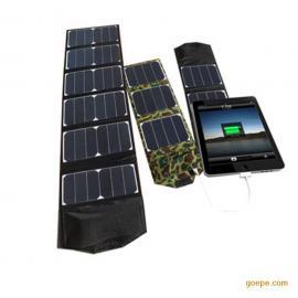 中能ZN-004太阳能折叠包充电器