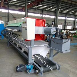 酸碱废水处理设备 防腐过滤、输送隔膜压滤机