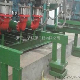 水泵减振 水泵噪声治理 水泵降噪 减振器减振吊钩 一清环保