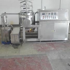润滑脂高速分散机,润滑油脂分散机