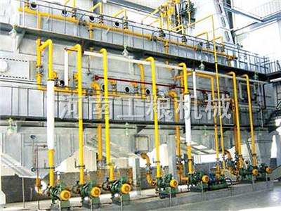 花生油精炼设备-花生油设备