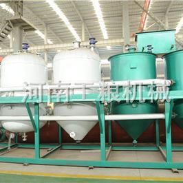 油脂加工设备对油脂原料的膨化工艺的目的和作用