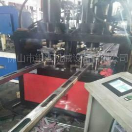 银江机械超市货架立柱数控冲床性价比高