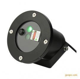 户外草坪插地灯laser light RGB草坪灯 防水激光灯 LBS