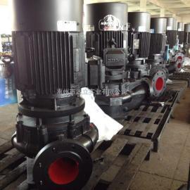 厂家直销4KW立式空调冷却循环泵GDX100-12B