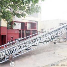 装卸车皮带输送机,移动式皮带输送机