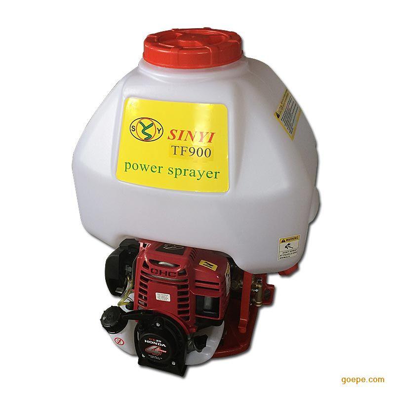 TF900背负式四冲程打药机GX35 果园高压喷雾器 农田动力喷雾器