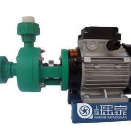 上海瑶泉FP20-20-90(105)型增强聚丙烯离心泵 塑料泵