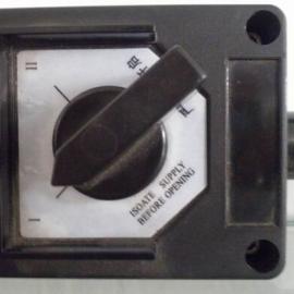 BZM8050-10A/220V/380V防爆防腐照明开关