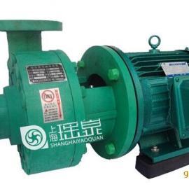 塑料离心泵 FP65-50-150/4KW增强聚丙烯离心泵 塑料泵