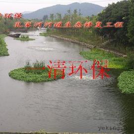 河道生态治理河道水处理湖泊水治理专业水处理公司环保公司