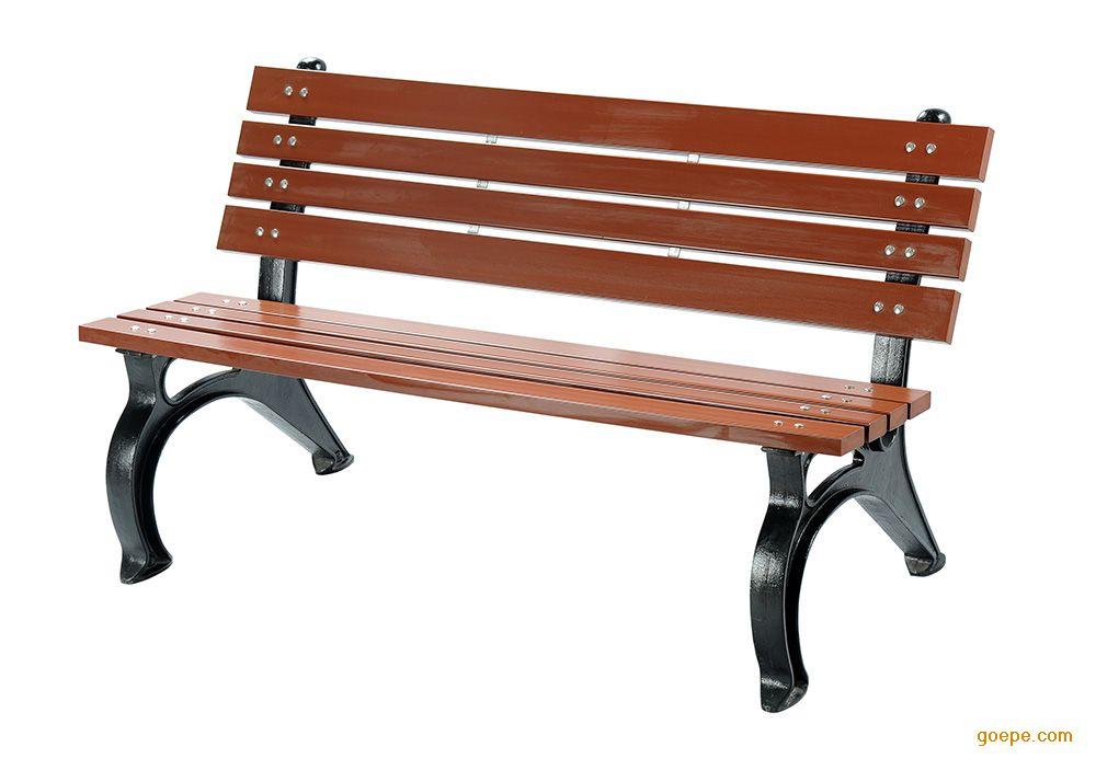 北京公园铸铁座椅厂家广场座椅 广场椅子 公园长条椅