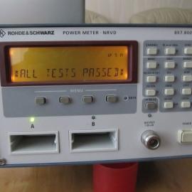 罗德与施瓦茨 NRVD双通道功率计
