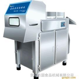 供应郑州方圆冻肉切块机 厂家价格
