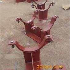 加筋焊接型T型管托J3-1a厂家直销价格