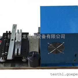 永磁直流电机测试系统