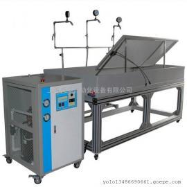 光伏组件湿漏感生电流初试系统