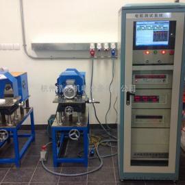 磁滞测功机电机测试系统