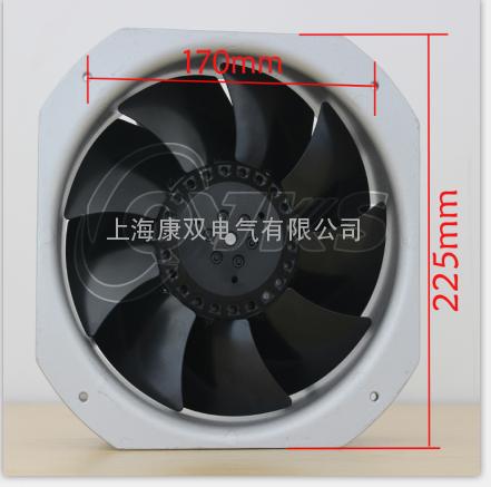 F2E-225B-230机柜电气柜散热风扇