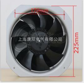 F2E-260B-115康双交流散热风扇-配电室风扇
