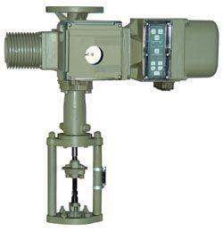 阀门直行程电动执行机构SKZ-5400