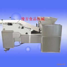 豫吉食品机械 酥性饼干成型机 辊印饼干机器