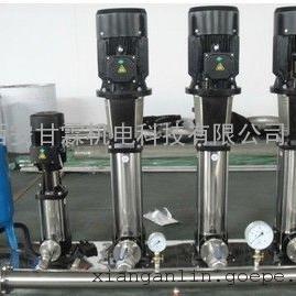 庆阳市深井泵变频供水设备厂家