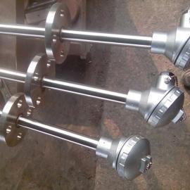 商华供应电厂、水泥厂专用耐磨热电偶 WRNN-130热电偶