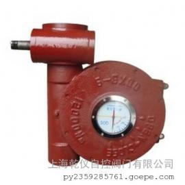 QDX3-9阀门蜗轮减速箱/涡轮执行器