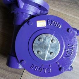 QDX3-4阀门电动蜗轮执行器