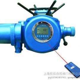 DZW多回转智能型电动执行器/DZW30-24电动执行器