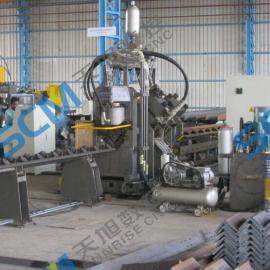 TAPM1412数控角钢生产线