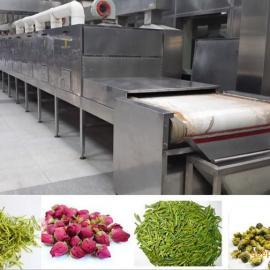 桑叶微波烘干设备柿子叶微波干燥机茶叶微波杀青烘干机 价格