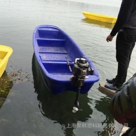 淮安3.2米塑料船|淮安4米塑料捕鱼船|6米塑料渔船厂家