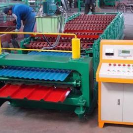 860/850双层彩钢压瓦机使用寿命长的设备