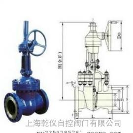 Z541W-16P DN50电动不锈钢耐高温闸阀