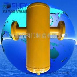 天然气气水分离器-钢制法兰DN65天然气气水分离器