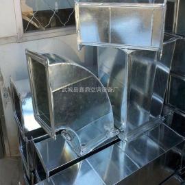 供应新型环保彩钢板复合风管