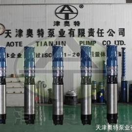 耐酸碱 耐高温(热水)深井用不锈钢潜水泵 质量保证