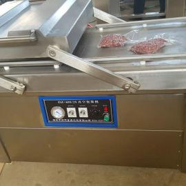 诸城600双室真空包装机 肉食品真空包装机 厂家直销