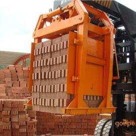 供应襄阳凌瑞5吨隧道窑抱砖机夹砖机装砖机上砖机