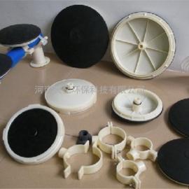 宁夏膜片式曝气盘生产厂家,制药处理站用盘式曝气器